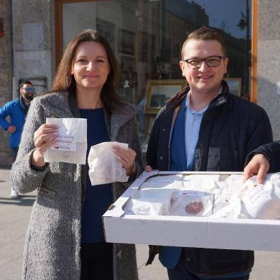 Tłusty Czwartek 2019 w województwie łódzkim